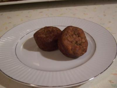 Citrus Spiced Sweet Potato Mini Muffins