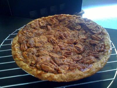 Shyla's Pecan Pie