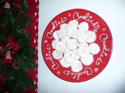 Almond Nut Cookies