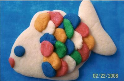 fish cookie