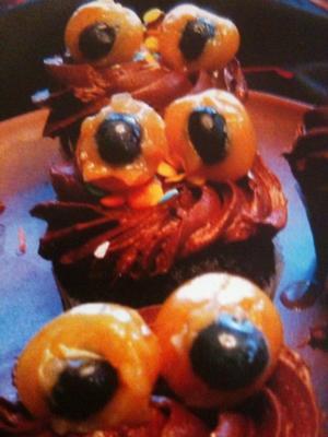 Keep An Eye Out Cupcakes