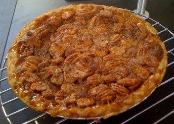 Pecan Pie Recipe Winner