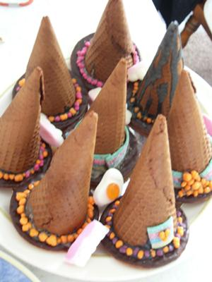 Witches Cone Hats
